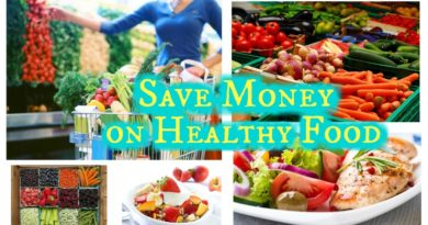 20 Tips For Saving Money  on Healthy Food! 2