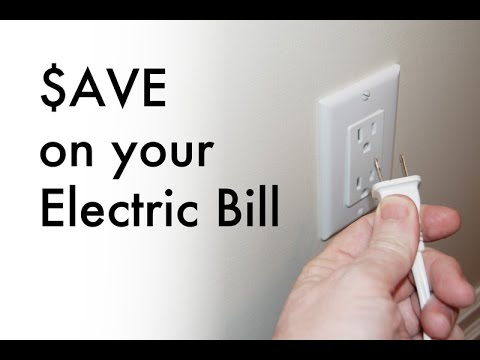 How we're saving money on our electric bill! S.I.NO Ep 2 1