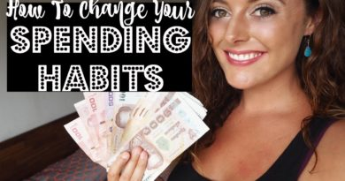 How I Changed My Spending Habits | Saving Money with Minimalism 2