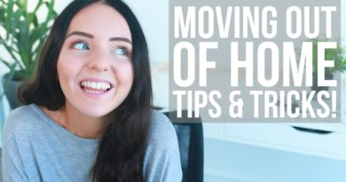 MOVING OUT OF HOME! (Tips & Tricks) Buying Furniture, Saving Money, Having Doubts. 3