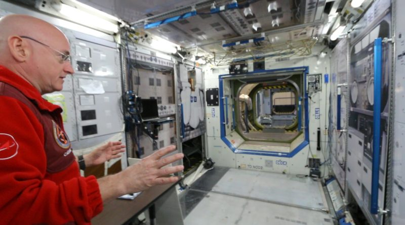 International Space Station Tour on Earth (1g) - Smarter Every Day 141 1