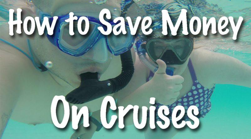 Cruise Saving Money Tips 1