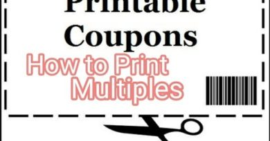 How to PRINT Multiple Coupons from the same Computer!    Saving Money $$ 2
