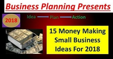 15 Money Making Small Business Ideas For 2018 4