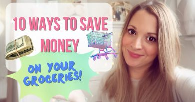 10 Ways to Save Money on your Groceries!  Money Saving Hacks | Amy being Mum 2