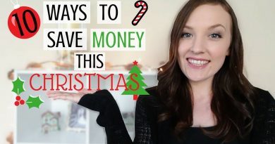 10 WAYS TO SAVE MONEY ON CHRISTMAS 2017| MONEY SAVING TIPS FOR THE HOLIDAYS 3