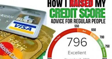 JustinTime: How To Increase Your Credit Score For Beginners - 6 Factors That Affect Your Score (HD) 2