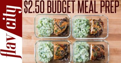 How To Lose Weight & Save Money - Budget Recipes For Weight Loss 3