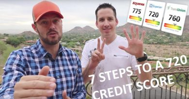 7 STEPS TO A 720+ CREDIT SCORE TO IMPROVE YOUR CREDIT I Chris Record Vlogs 91 2