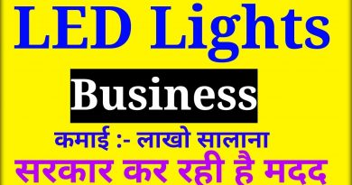 LED lights business | Small Business ideas | Home Based Business Ideas 2