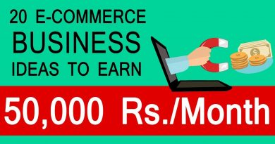 20 eCommerce Business Ideas to Earn 50,000 Rupees per Month 4