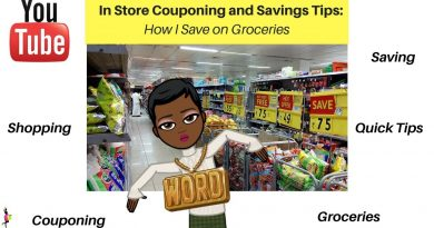 In Store Couponing and Savings Tips: How I Save on Groceries (Quick Tips) 2