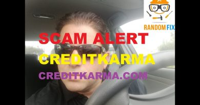 SCAM ALERT CREDITKARMA, YOUR PRIVACY IS BEING SOLD 2
