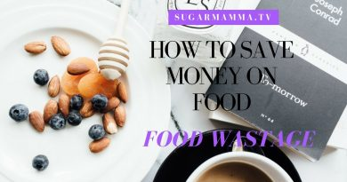 How To Save Money On Food - FOOD WASTAGE! 3