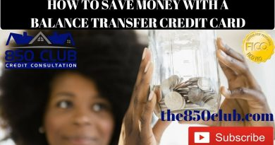 How Do Balance Transfer Credit Cards Work? - 850 Club Credit Consultation 3