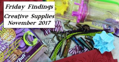 Creative Ideas with Jewelry Making and Crafting Supplies-Friday Findings 4