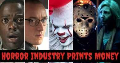 How Horror Movies Became a Money Making Machine? 4