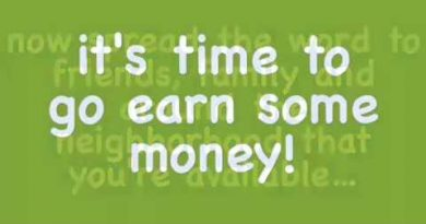 Money making ideas for kids and teenagers, a little initiative can go a long way! 2