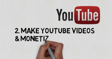 Top 10 Money Making ideas on the internet. 3