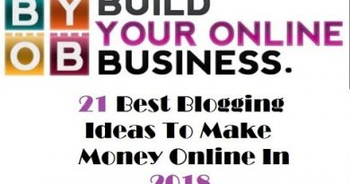 21 Best Blogging Ideas To Make Money Online In 2018 2