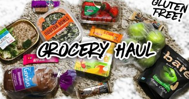 GROCERY HAUL (Gluten Free)   Raven's Ratchet Kitchen 2