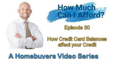 Ep 30   How Credit Card Balances Affect Your Credit Score 4