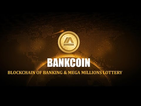 BANKCOIN BRAND NEW WITH A SAVINGS PLAN VERY UNIQUE 1