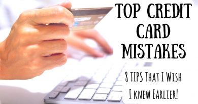 Top Credit Card Mistakes | 8 Things to Avoid & What To Do Instead 4