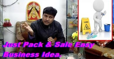 Easy business to start at home.Just pack and sale business idea. .Multi purpose cleaner business.. 4