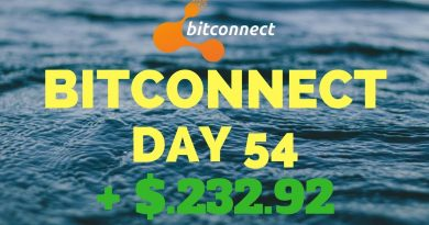 Bitconnect Day 54 - CHALLENGE ACCEPTED! Better to Reinvest or Save? 2