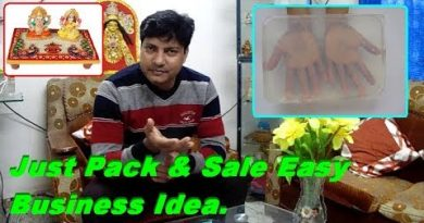 Easy business to start at home. Small Business Idea. Big Business idea. 3