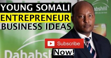 Young Successful Somali Entrepreneurs Business Ideas 3