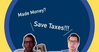 Made Money? Save Taxes!!! 3