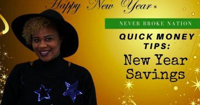 Quick Money Tips: New Year Savings 2