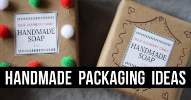 Easy Gift Wrapping & Labeling Ideas | Royalty Soaps 4