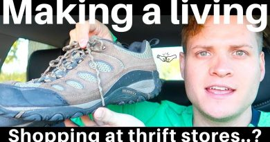 How to make a living SHOPPING AT THRIFT STORES...? eBay Resellers RALLI ROOTS show you how! 4