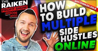 How To Build Multiple Side Hustles Online 2