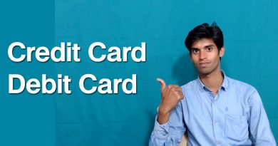 What is difference between credit card and debit card 3