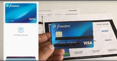 YT10 CHASE FREEDOM CREDIT CARD- 2018 Best Credit Card. Best Cashback Card. $175 Bonus link 2