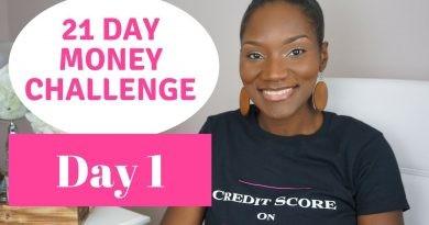 21 Day Money Challenge Day 1 | Why Debt Freedom? | New Year, New Money | FrugalChicLife 4