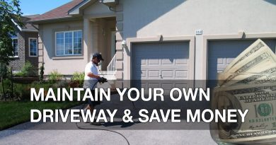 How to maintain your own driveway and save money 4