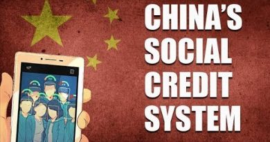 China's Black Mirror Social Credit System 3