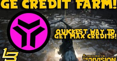 Fastest Global Event Credit Farm! (The Division) 1.8 - GE3 2