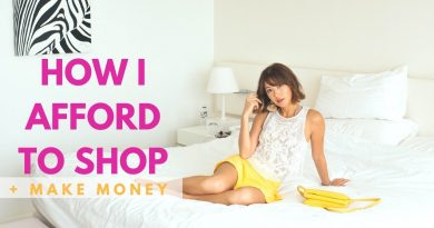 How To Always Have New Clothes + Make Money   Kryz Uy 3