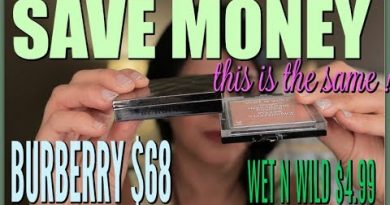 Save MONEY ! This is the SAME Burberry VERSUS Wet n Wild | Dupes 3