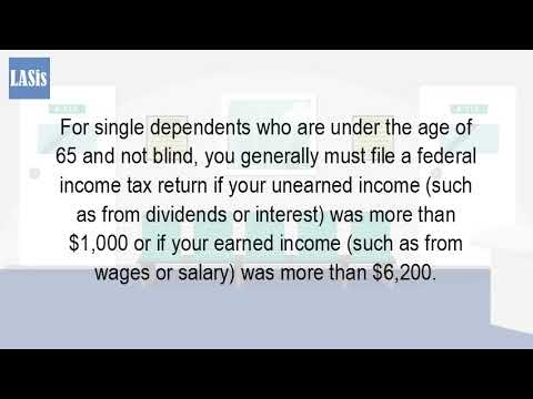 How Much Money Can You Make Before You Have To Pay Income Tax? 1