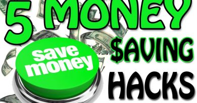 5 Practical Money Saving Hacks - How To Save More Money Each Month! 2