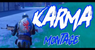 Fortnite Montage - Karma | (Fortnite Battle Royale) 4