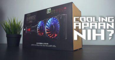 PC Cooler Freeze 240 StarNight, Beneran Bikin FREEZE?! | #ReviewBray 2