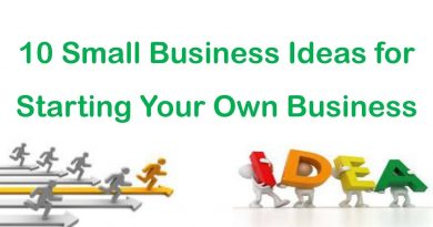 10 Small Business Ideas for Starting Your Own Business 4